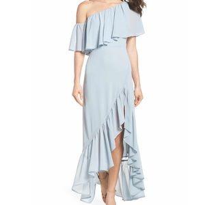 Show Me Your Mumu Tango Ruffle Dress